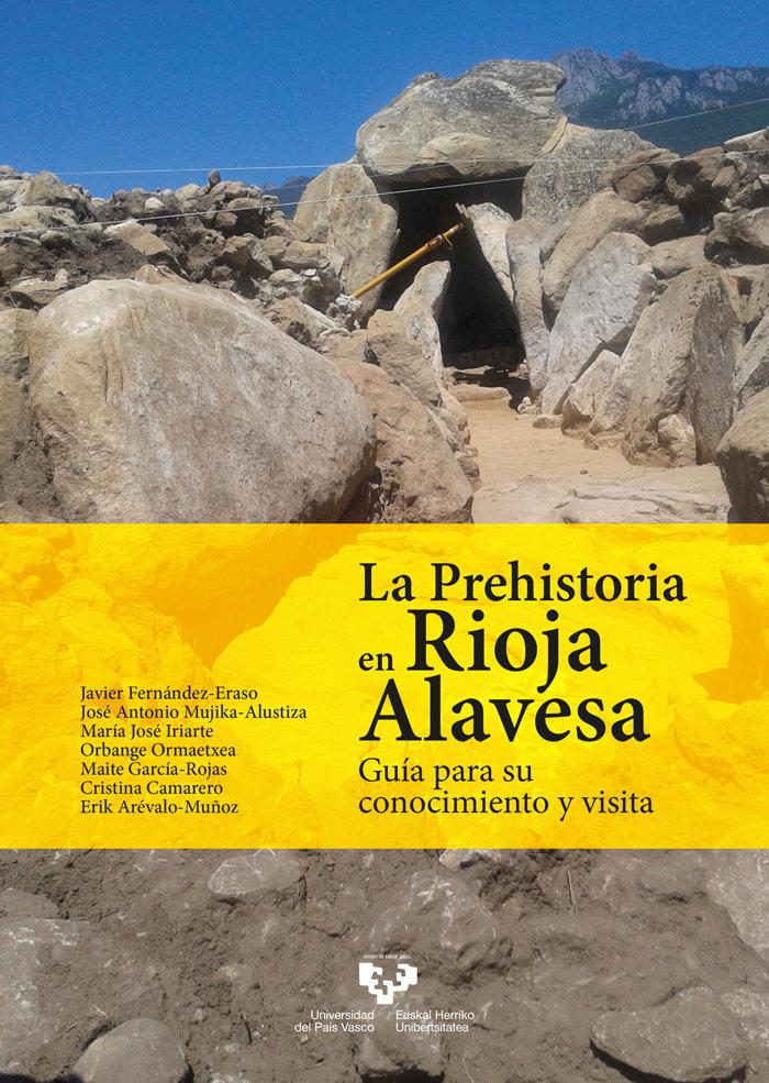 La prehistoria en rioja alavesa