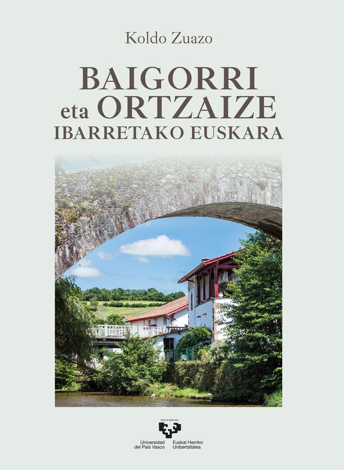 Baigorri eta ortzaize ibarretako euskara