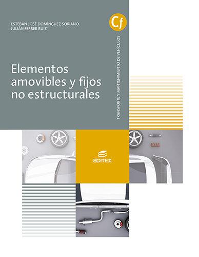 Elementos amovibles fijos no estructural gs 21