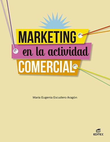 Marketing en la actividad comercial gm 21