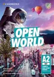 Open world key st w/o answers 20 for spanish speak
