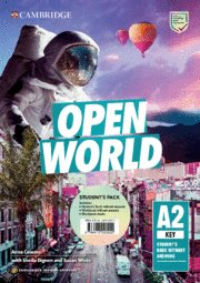 Open world key english for spanish speakers. student's pack