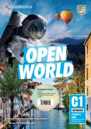 Open world advanced english for spanish speakers. student's