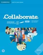 Collaborate 1ºeso wb +extra & collab.tools 20