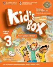 Kids box ess 3ºep andalucia 19