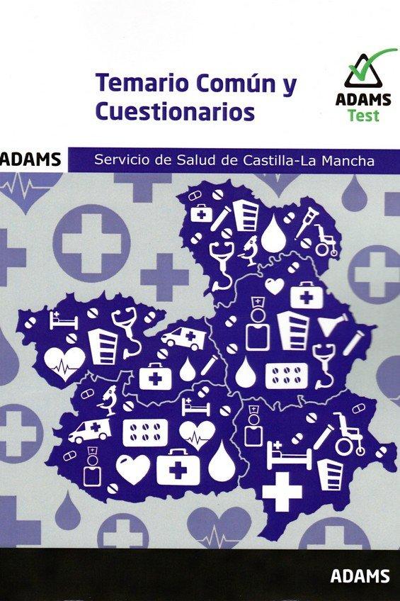 Temario comun y cuestionarios del servicio de salud de casti