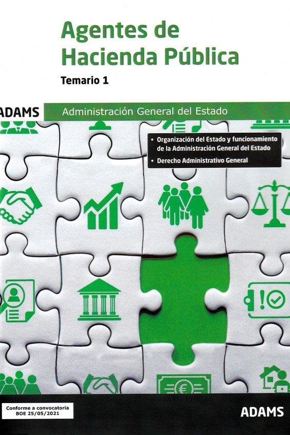 Temario 1 agentes de hacienda publica