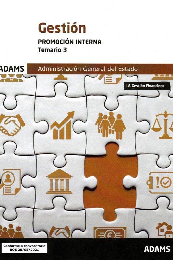 Gestion promocion interna temario 3