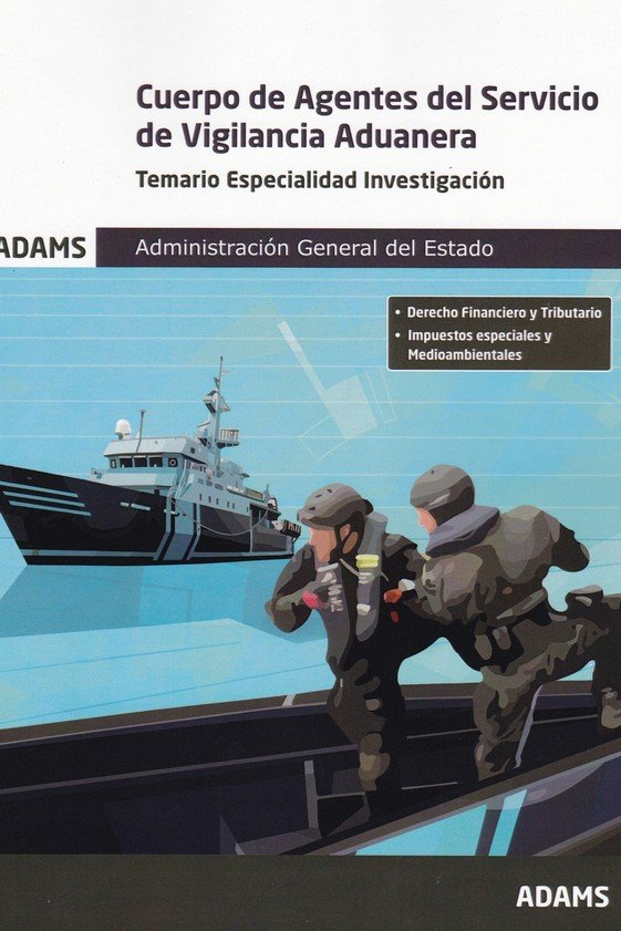 Temario especialidad investigacion cuerpo de agentes del se