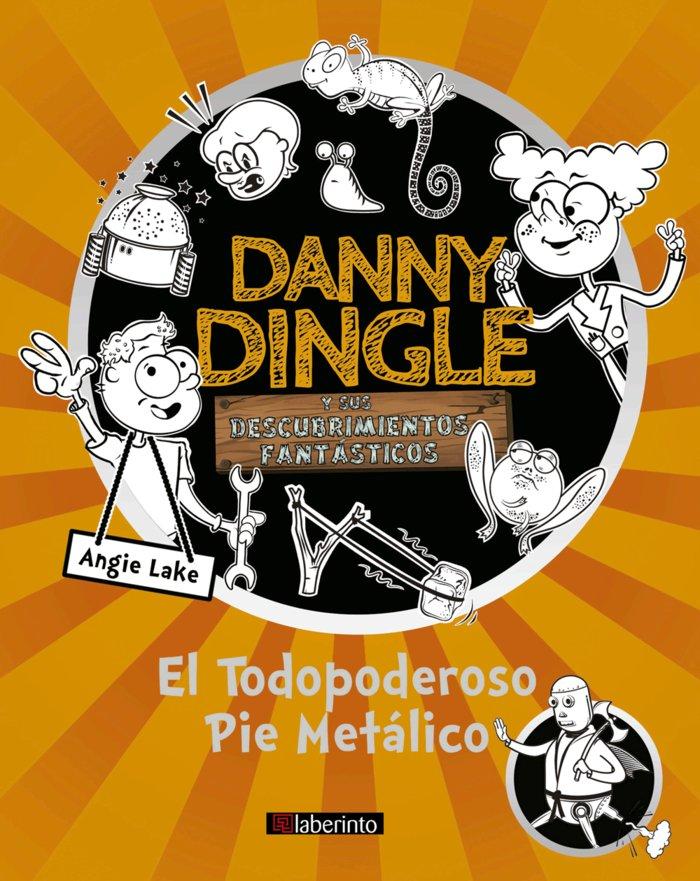 Danny dingle 4 sus descubrimientos fantasticos el todopod