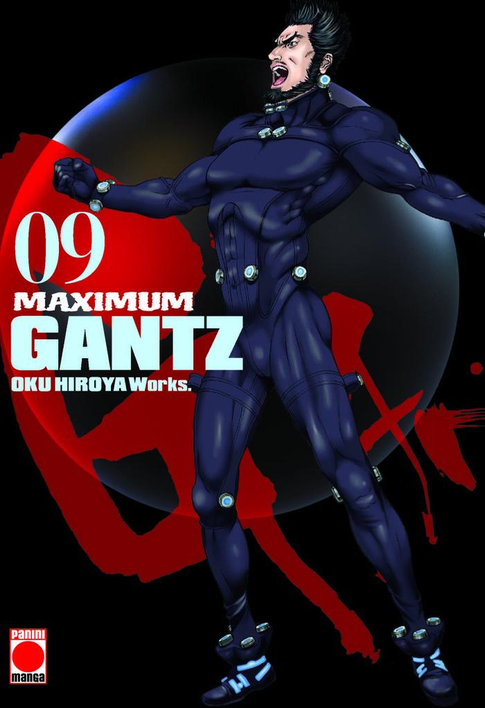 Gantz maximum 9