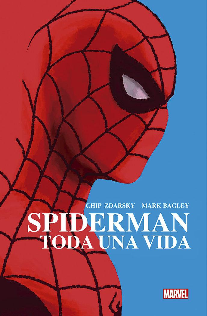 Spiderman toda una vida