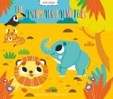 Libro solpas los animales salvajes
