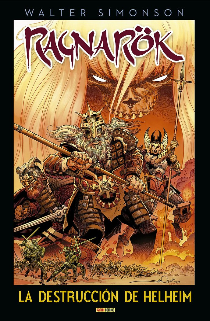 Ragnarok 3 la destruccion de helheim