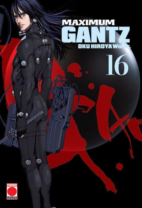 Maximum gantz 16