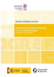 Cooperacion procedimental en la union europea limites juri