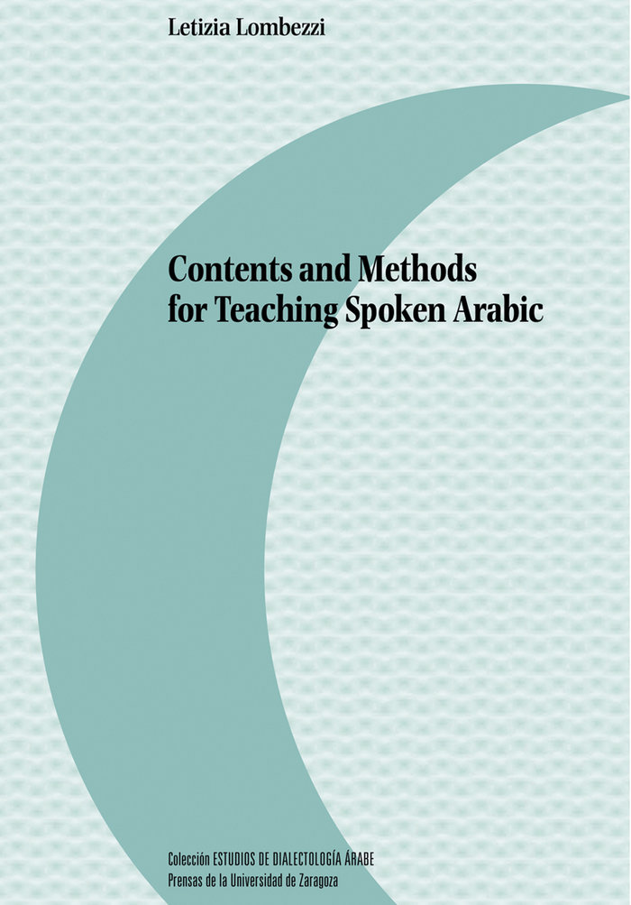 Contents and methods for teaching spoken