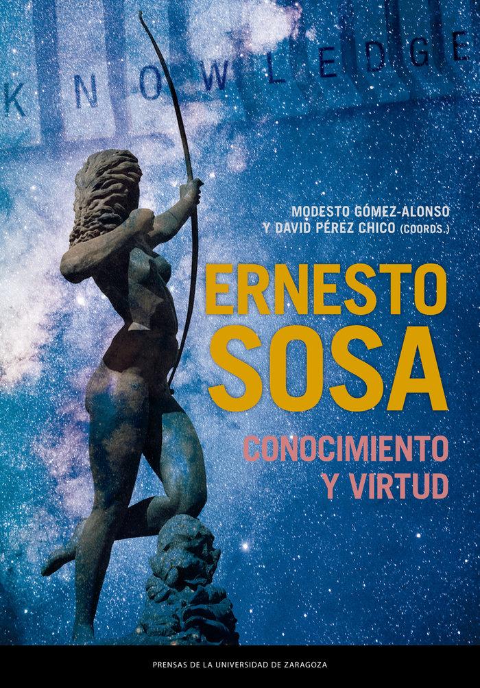 Ernesto sosa conocimiento y virtud