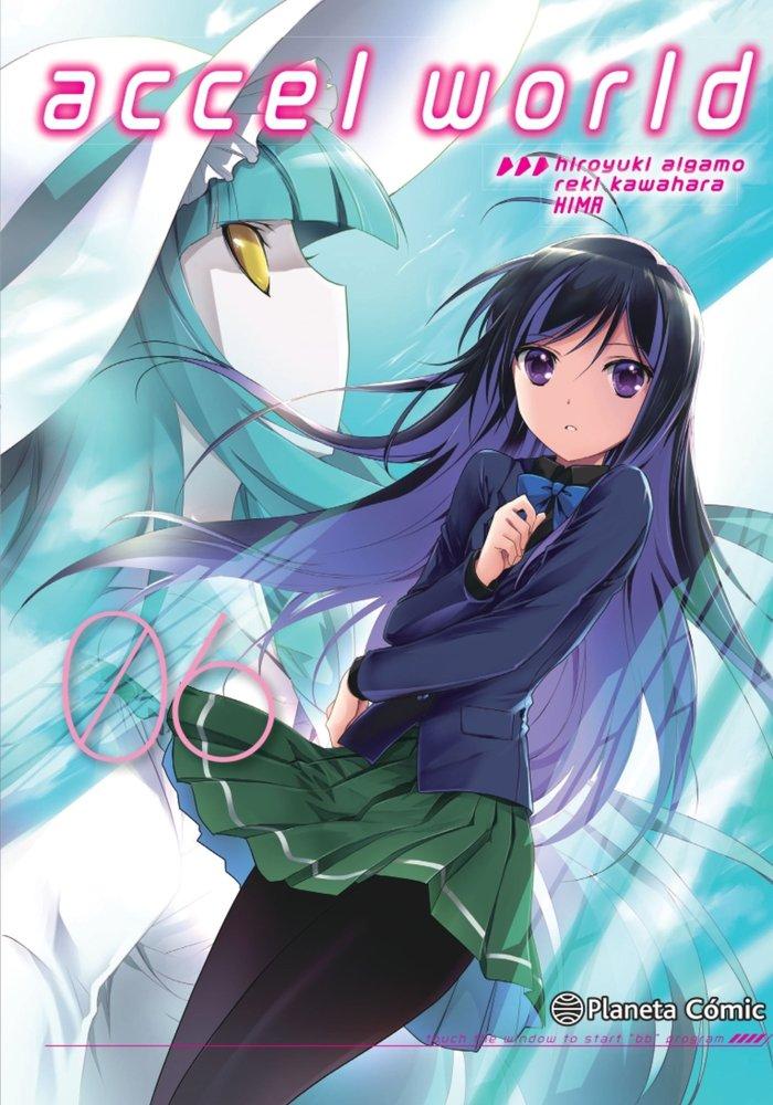Accel world 6 manga