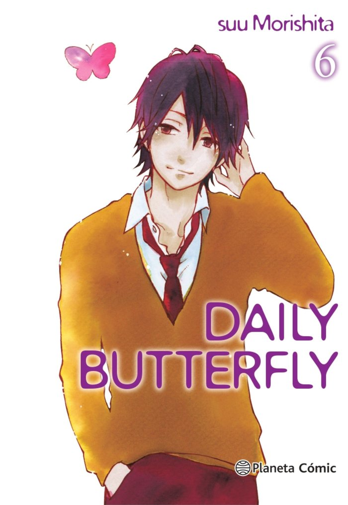 Daily butterfly 6