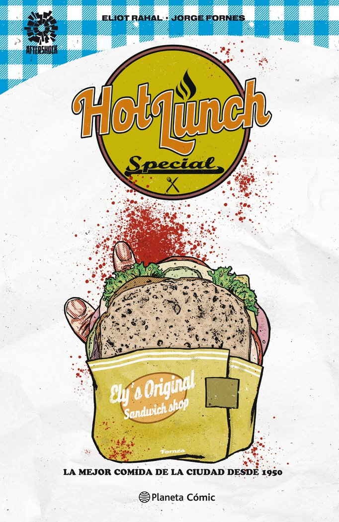 Hot lunch special 1