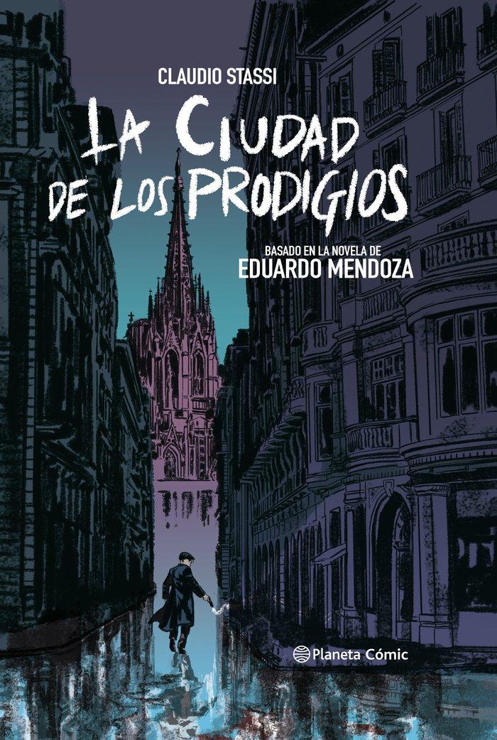 La ciudad de los prodigios (novela grafica)