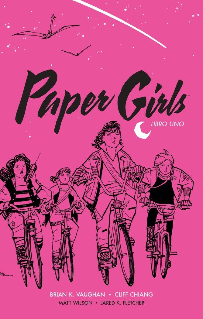 Paper girls integral 1