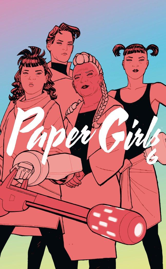Paper girls tomo 6