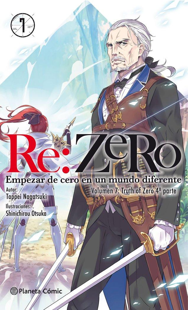 Re zero (novela) nº 07