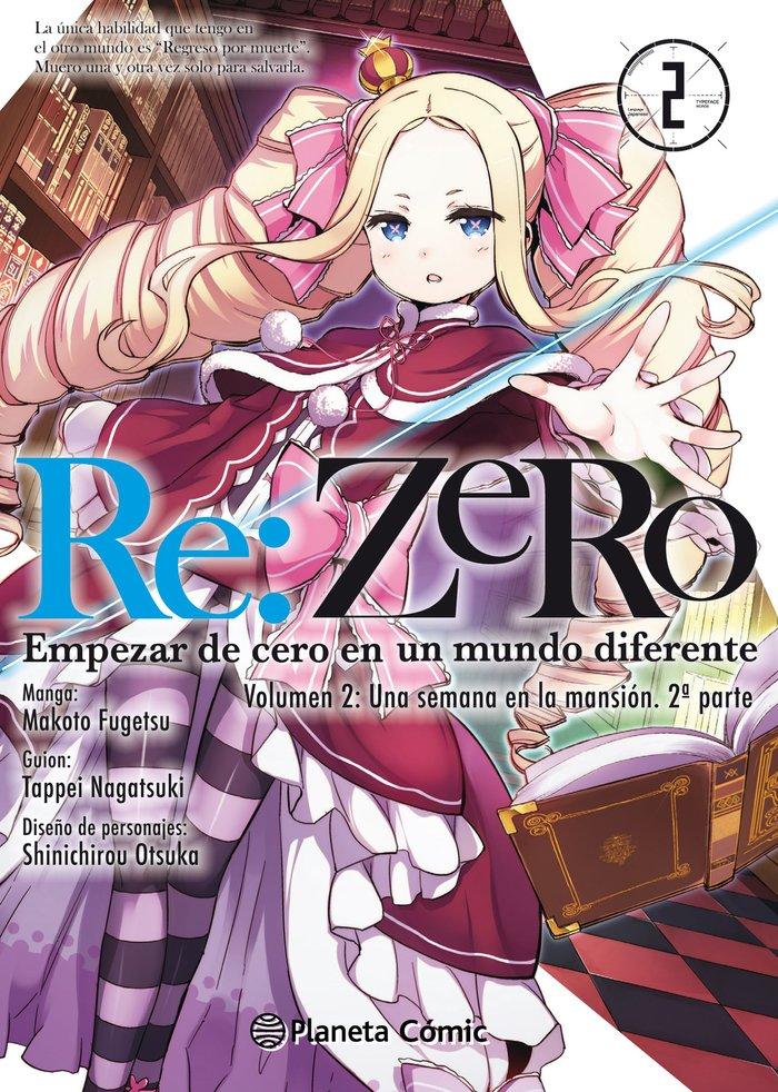 Re zero chapter 2 manga 2