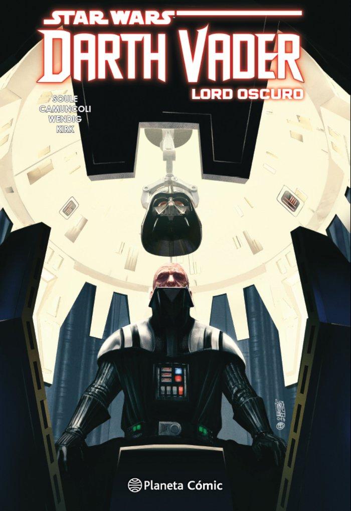 Star wars darth vader lord oscuro tomo 3