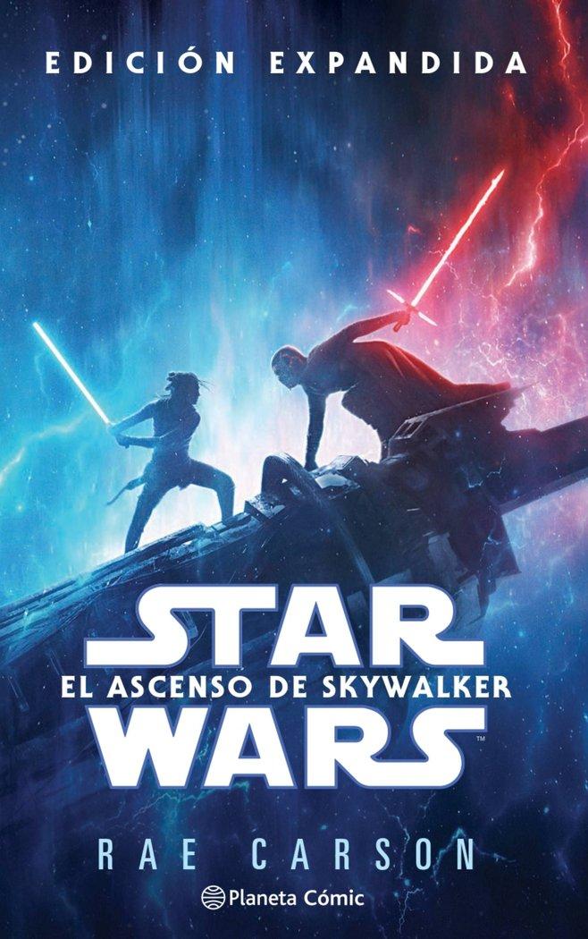 Star wars episodio ix el ascenso de skywalker novela