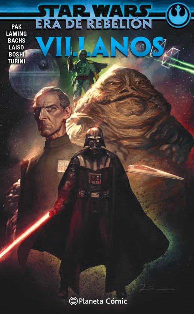 Star wars era de la rebelion: villanos (tomo)