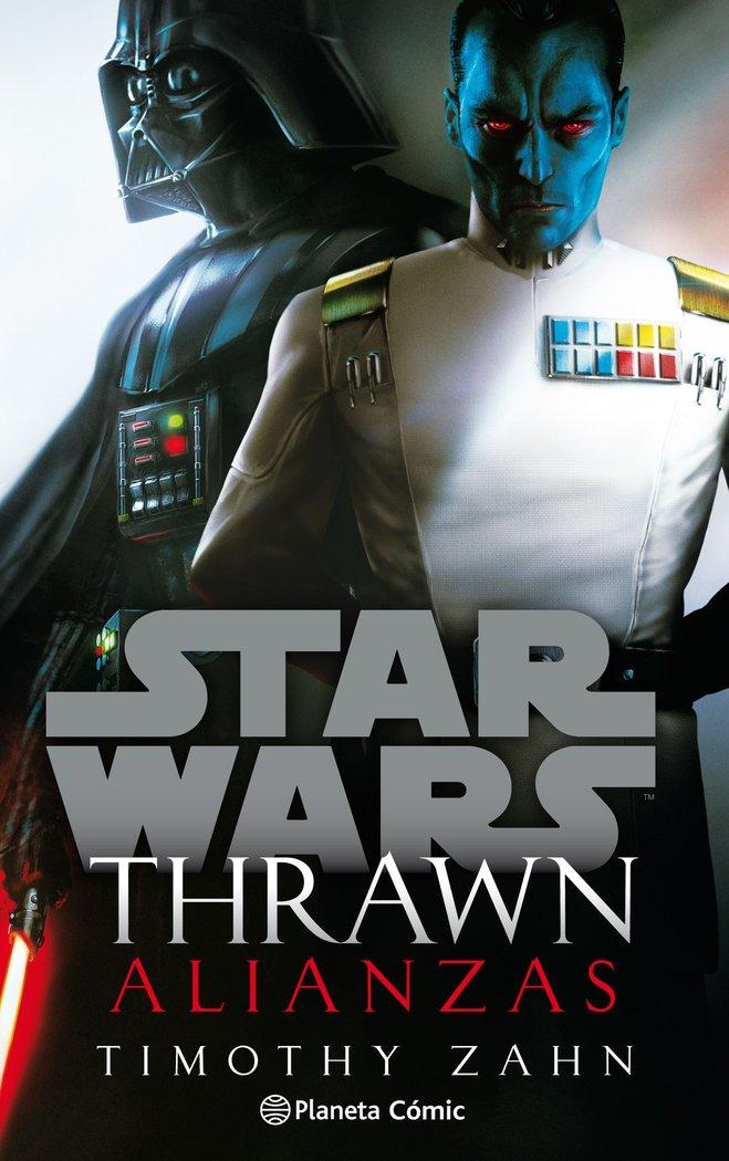 Star wars thrawn alianzas novela