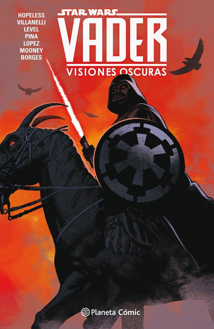 Star wars vader visiones oscuras