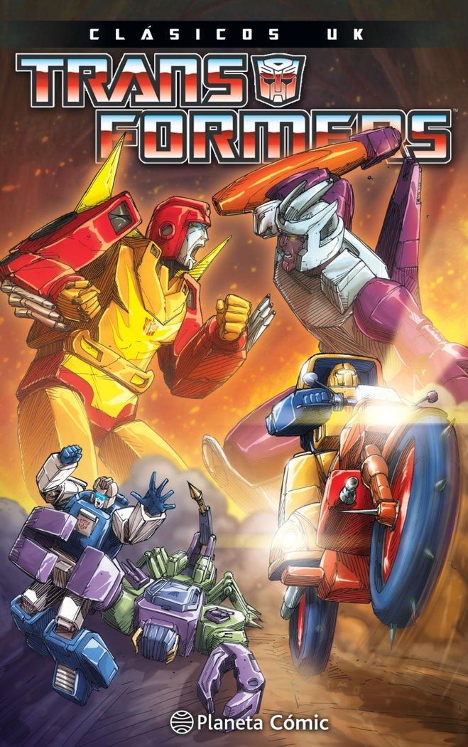 Transformers marvel uk 4