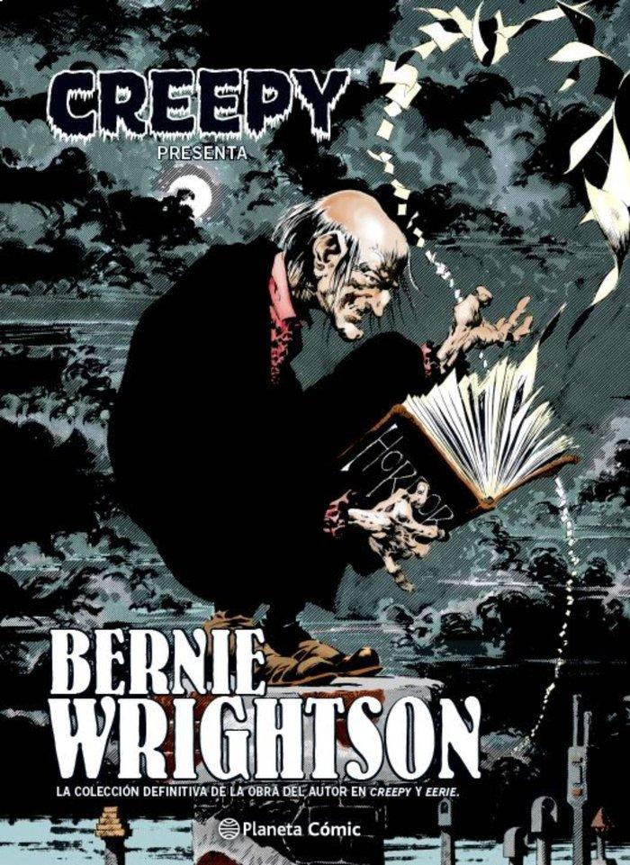 Creepy bernie wrightson nueva edicion
