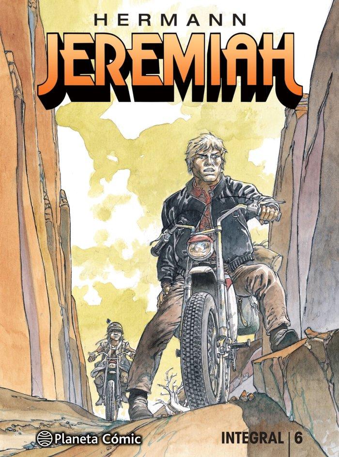 Jeremiah integral 6