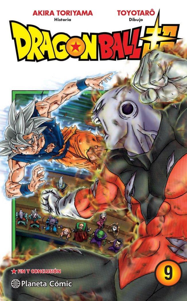 Dragon ball super 9