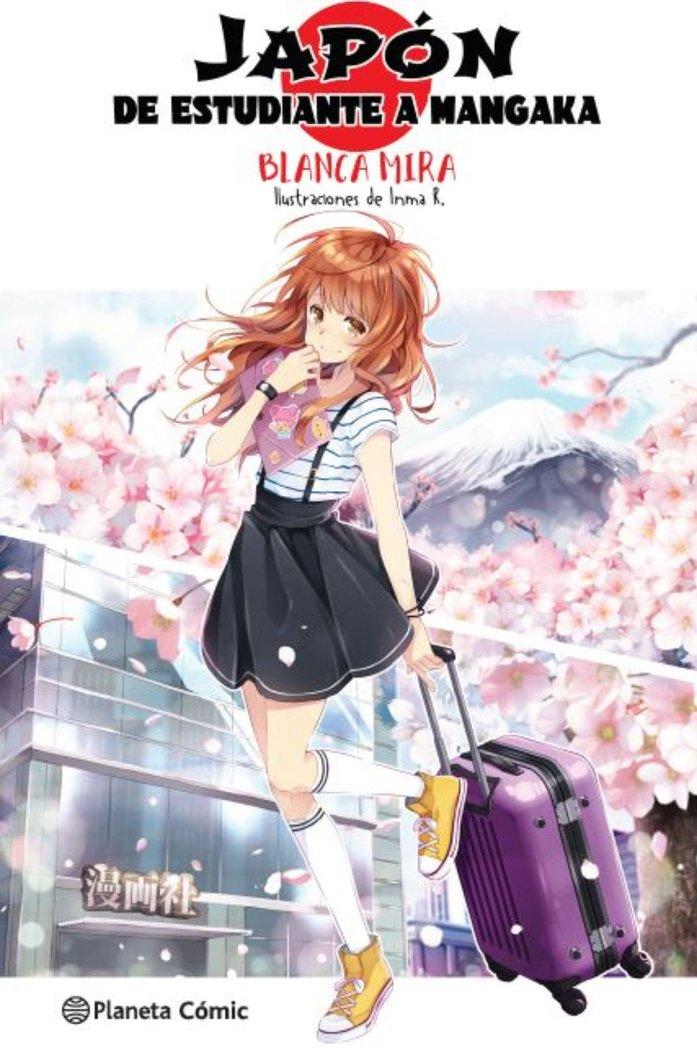 Planeta manga japon de estudiante a mangaka (novela liger
