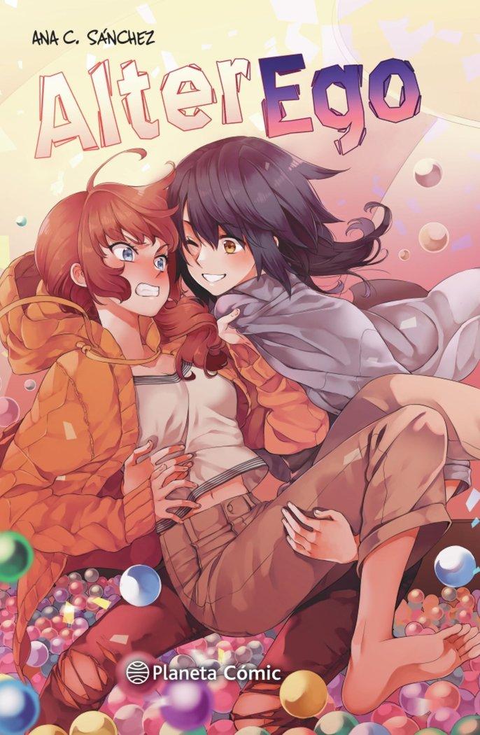 Planeta manga alter ego
