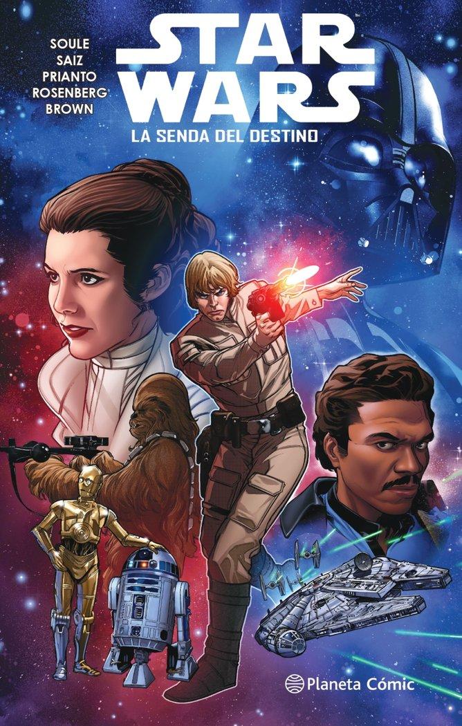 Star wars 1 destiny path tomo hc