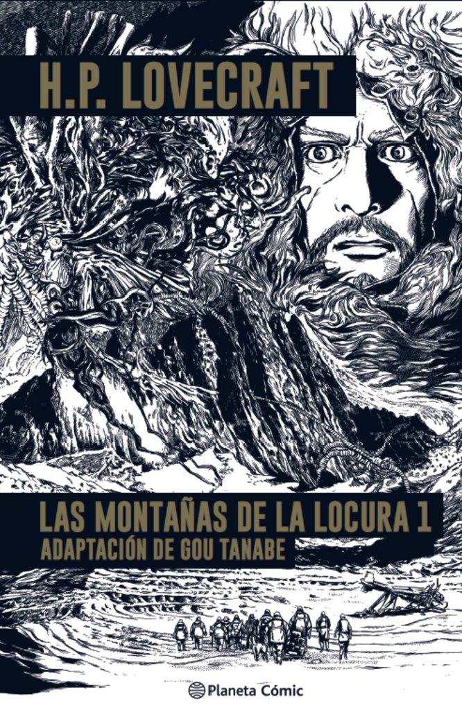 Las montañas de la locura lovecraft 0