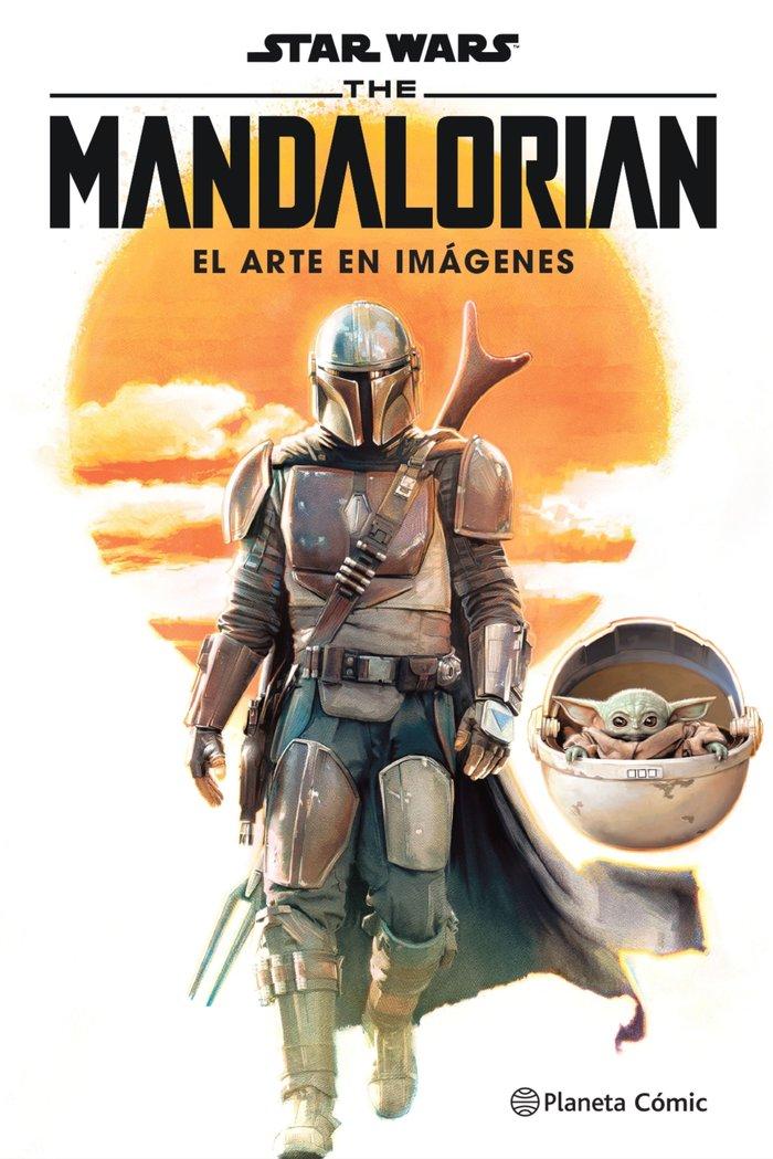 Star wars the mandalorian el arte en image