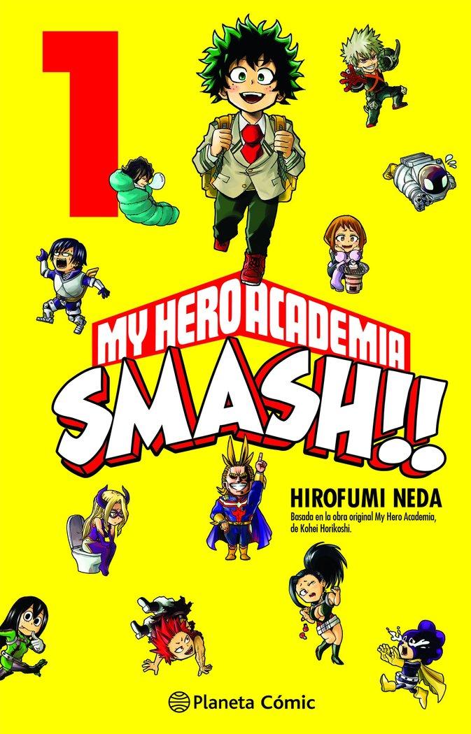 My hero academia smash 01/05