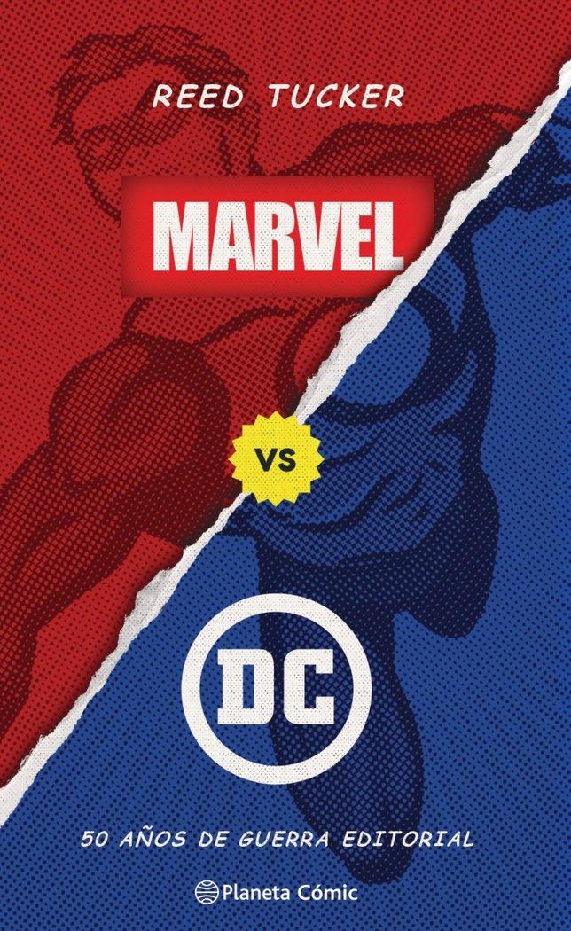 Marvel vs dc libro ensayo