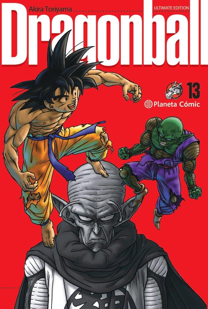 Dragon ball ultimate 13