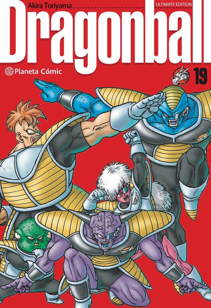 Dragon ball ultimate 19