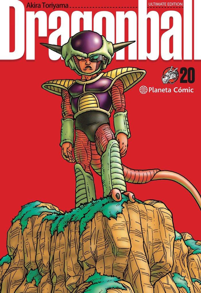 Dragon ball ultimate 20