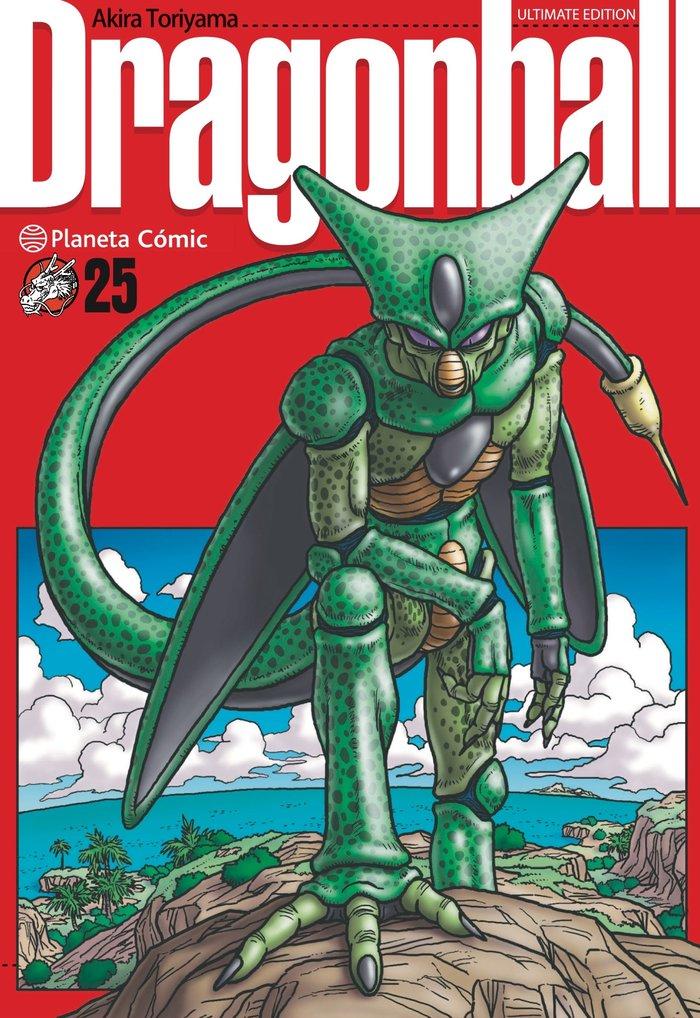 Dragon ball ultimate 25